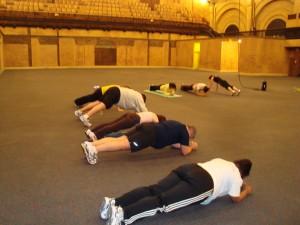 Core Round - Planks