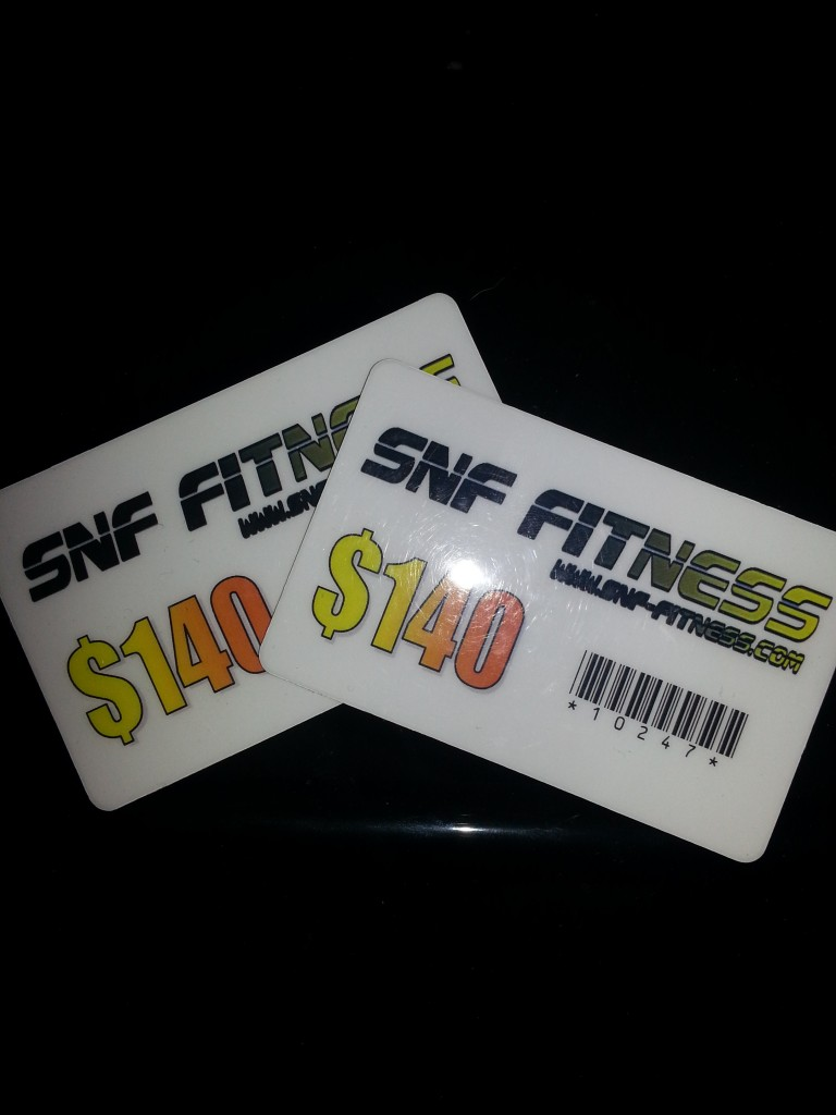 Gift Cards 2012